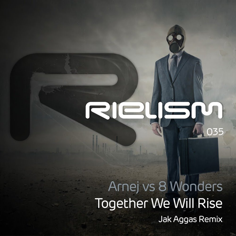 Arnej vs 8 Wonders - Together We Will Rise (Jak Aggas Remix)