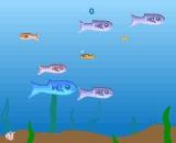 Прожорливая рыбка