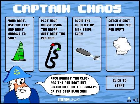 Капитан Хаос